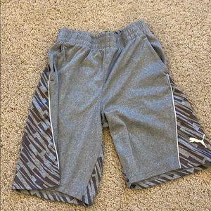 Boys puma boys shorts 8